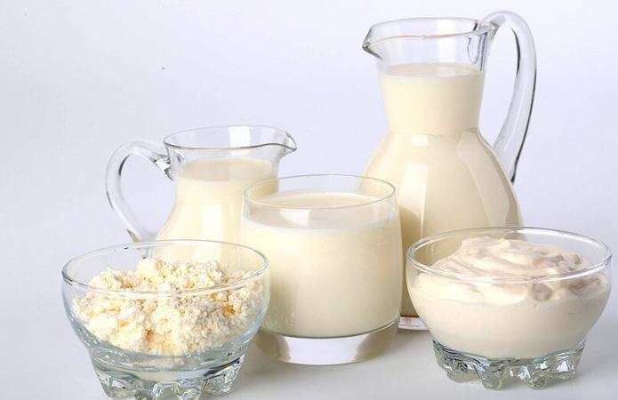 Производство свежих молочных продуктов прекратило рост
