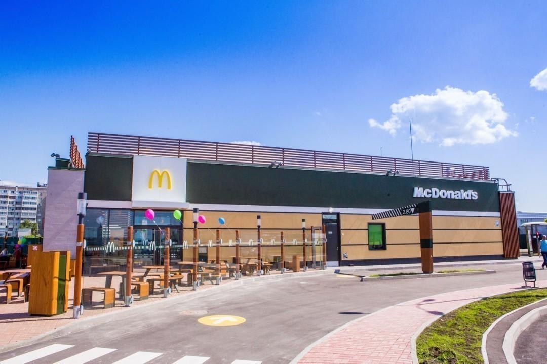 McDonald's збирається відкривати в Україні свої ресторани уздовж автотрас