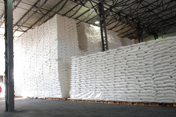 Українські заводи виробили півмільйона тонн цукру